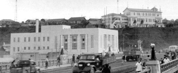 Former Bank of Japan Kushiro 1