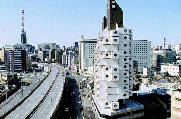 Nakagin Capsule Tower 3