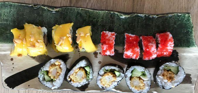 sushi ruller