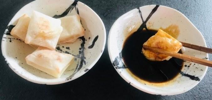 mochi med sød soya