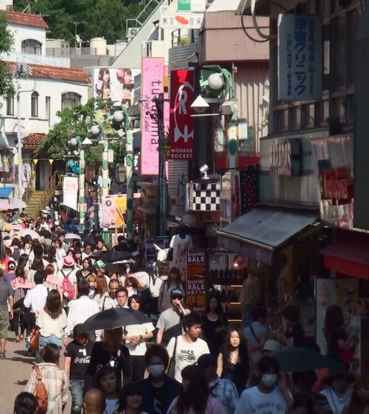 Old School Harajuku!