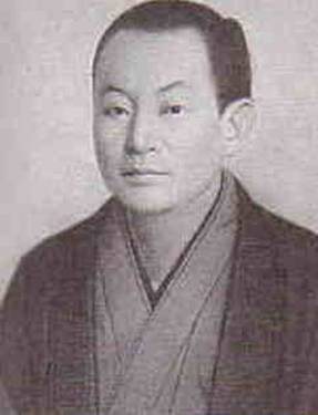 Sasaki Tadasaburo. The man who finally put an end to a lifetime of douchery. (Unfortunately, he'd later pull his own douchebag move by killing Sakamoto Ryoma... but that's a story for another time).