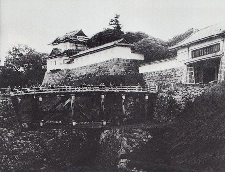 The Original Nijubashi - Edo Castle