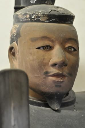 Ashikaga Takauji, founder of the Lame Bakufu... Errr, I mean, the Ashikaga Bakufu.