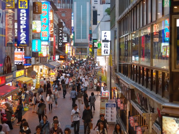 You can take good pictures at Kichijoji, but you can't take good pictures of Kichijoji. These kind of streets go on and on and so does the awesomeness.  Trying to get lost in Kichijoji is how you play the game.