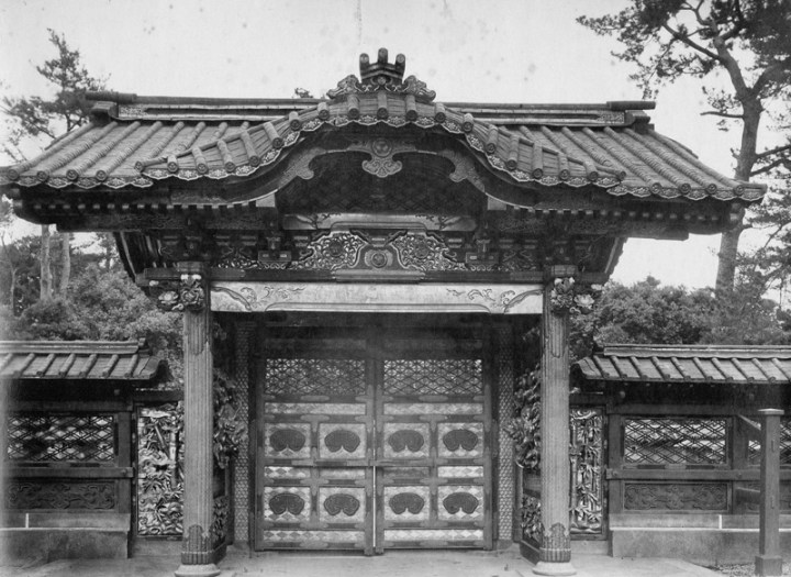 bunshoin tokugawa ienobu grave
