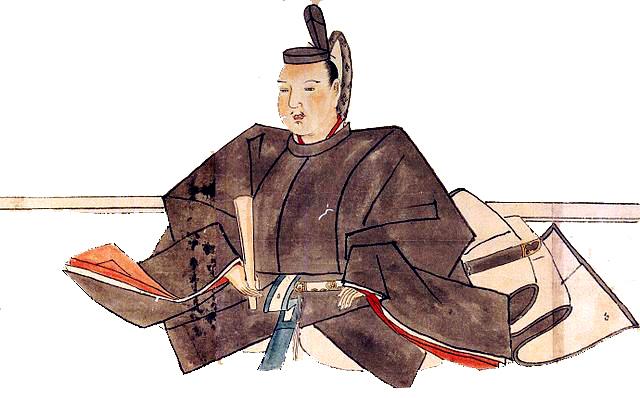 The 6th shogun, Yoshinobu.