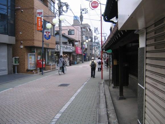 The shitamachi feeling of Kita-Senju.