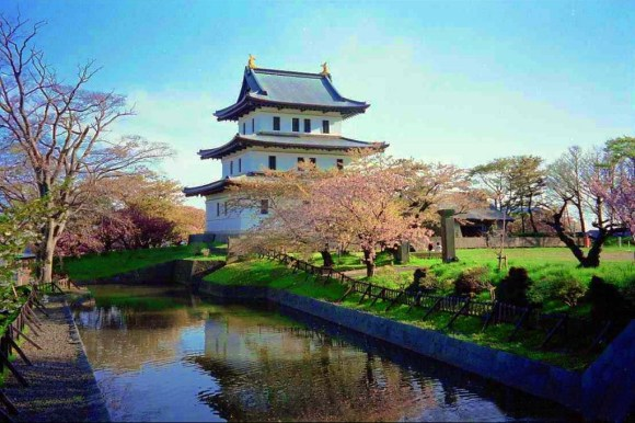 Matsumae Castle marked the limit of Tokugawa authority. They were the northernmost boundary of the shōgunate.