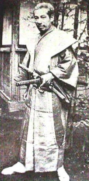 Yamada Asaemon - the last hereditary executioner of the shōgunate.