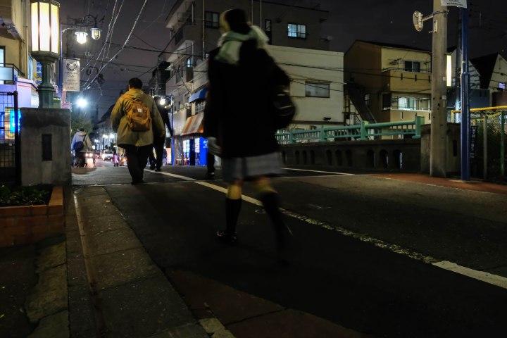 namidabashi at night (1 of 1)