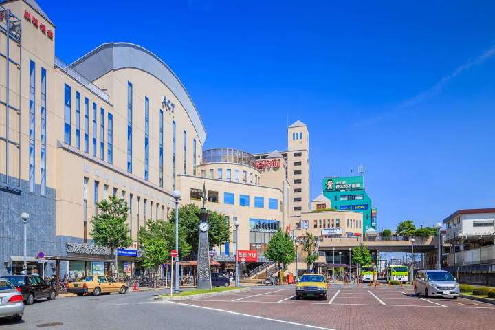 narimasu station