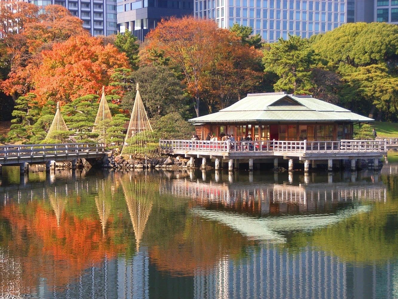 japanese garden tour