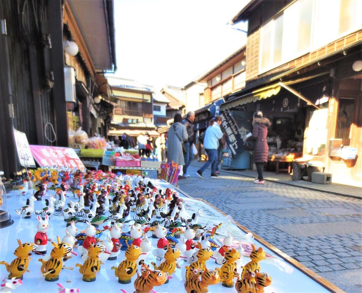 kawagoe day trip kashiya yokocho
