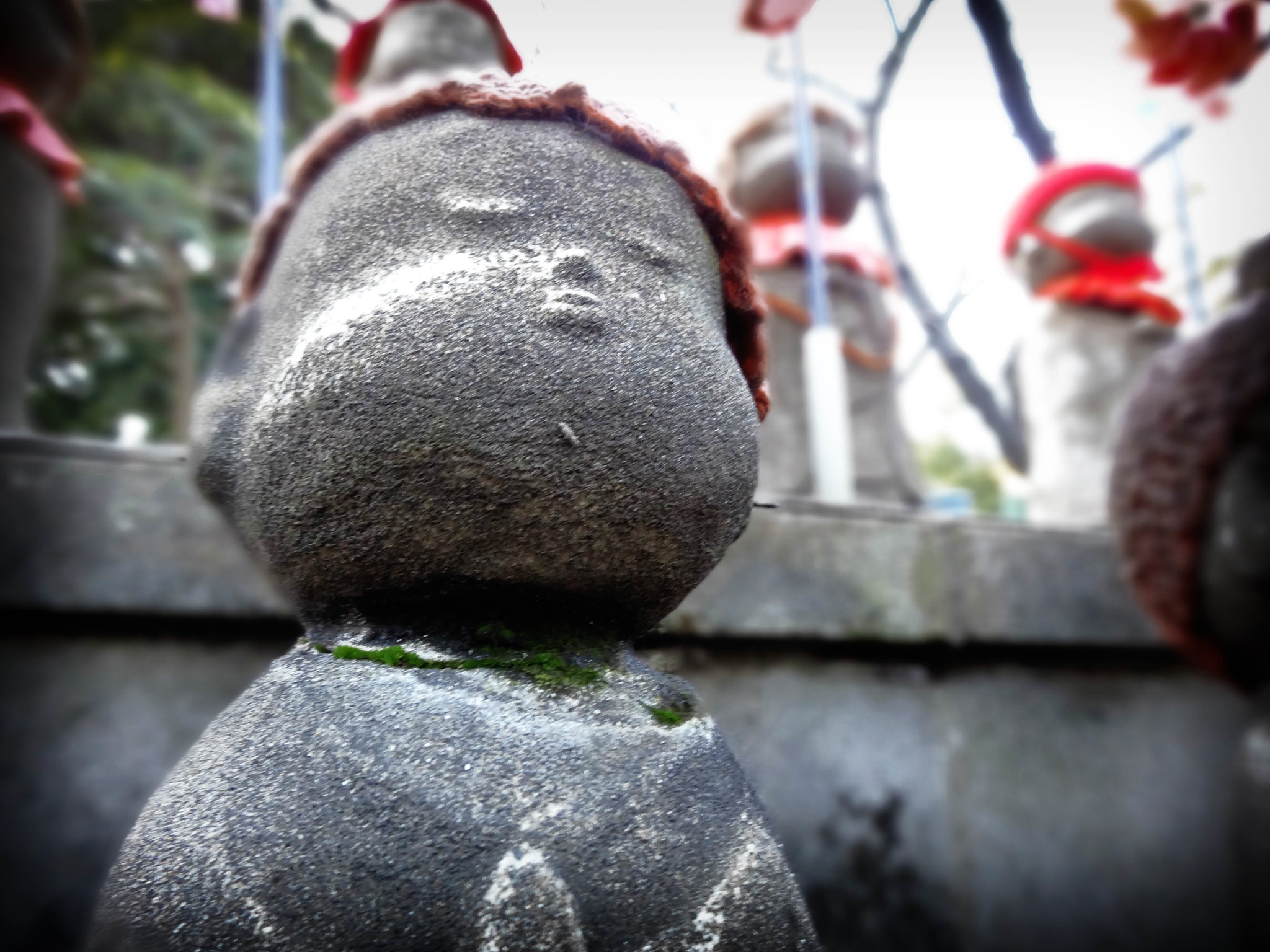tokyo history tour shiba dead baby