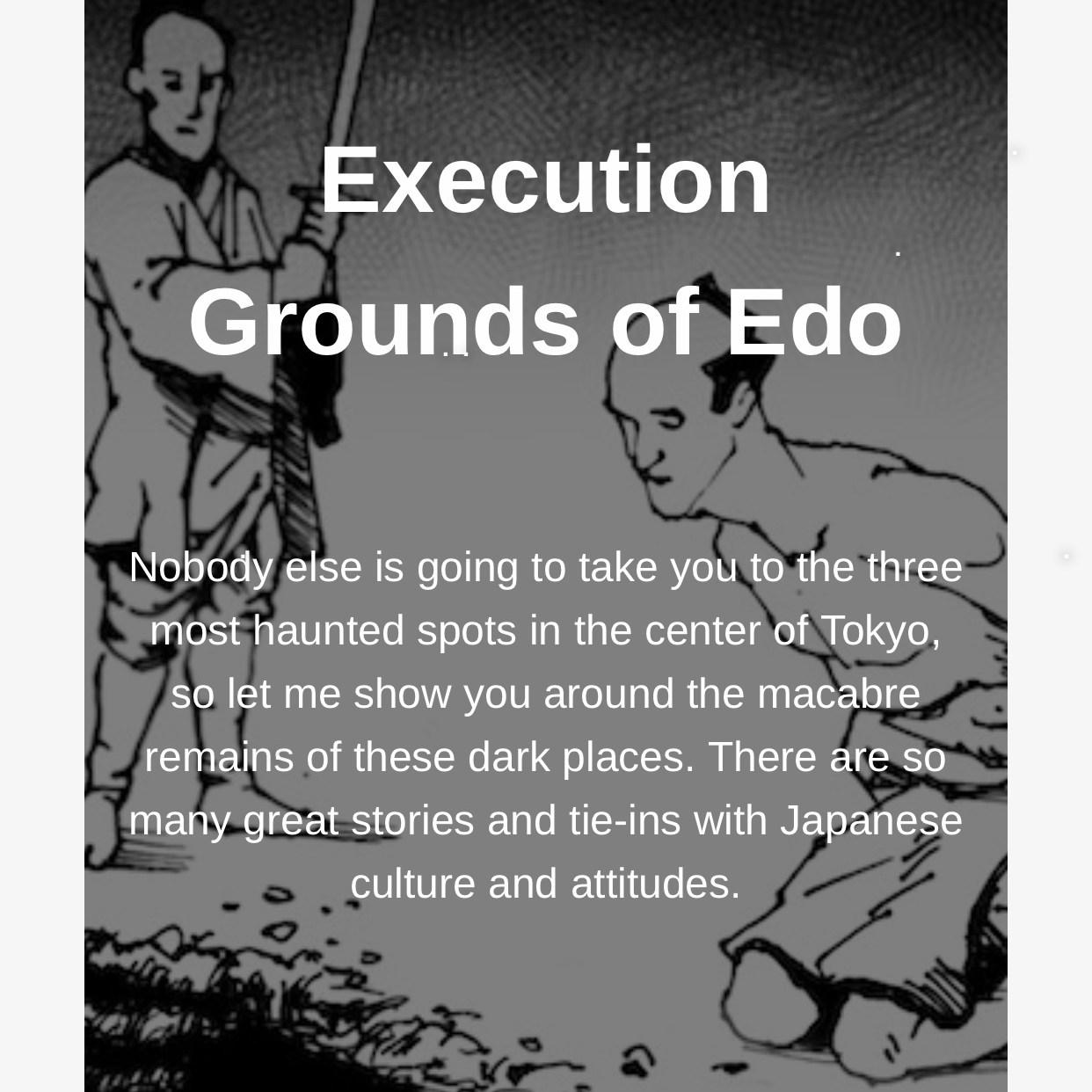 Tokyo Execution Grounds