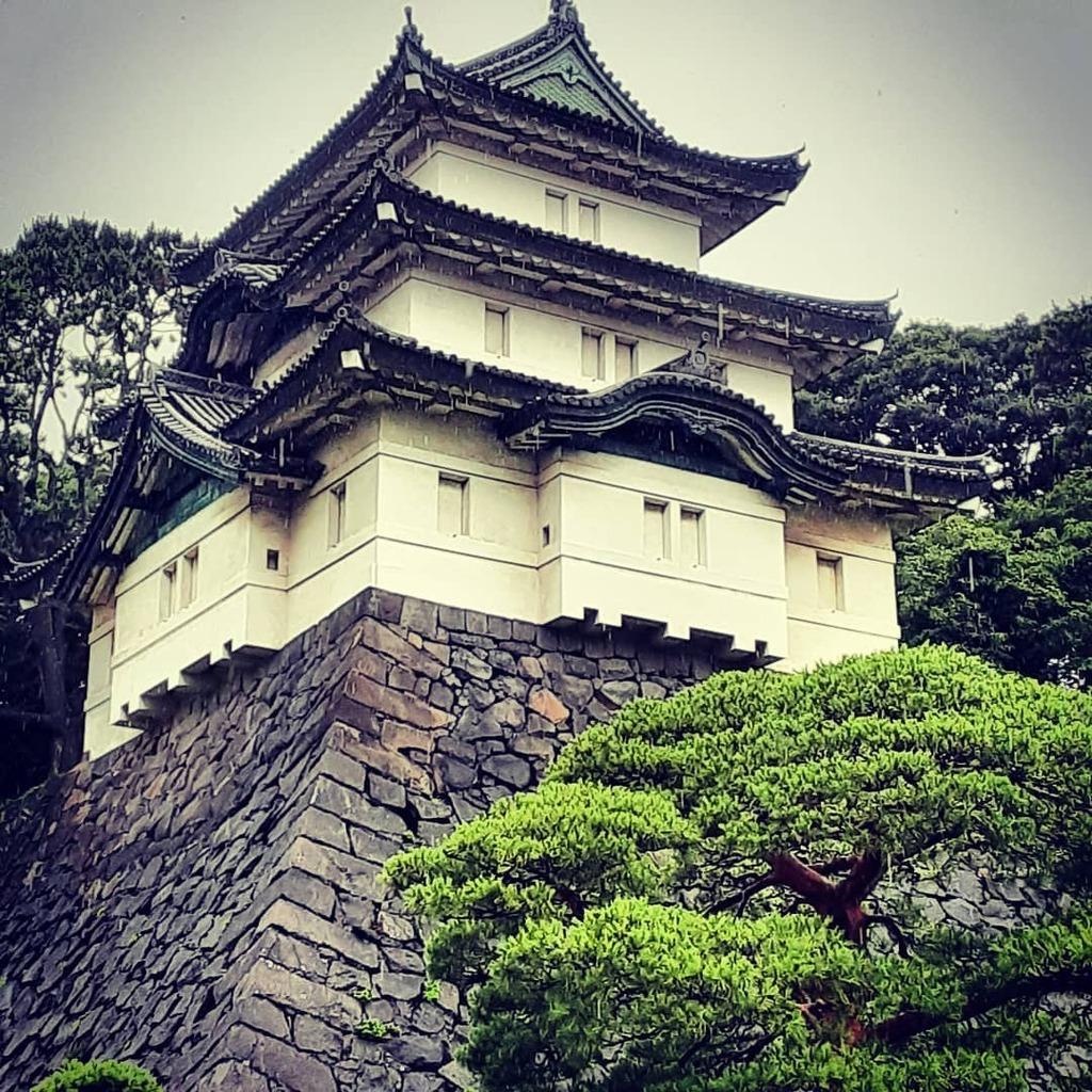 Edo Castle Tour