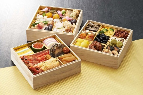 Enjoy New Year with Japanese traditional cuisine - 'Osechi ...