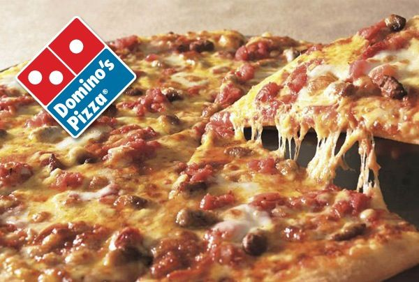 Domino's Pizza runs Buy 1 Get 1 Free campaign on their ...