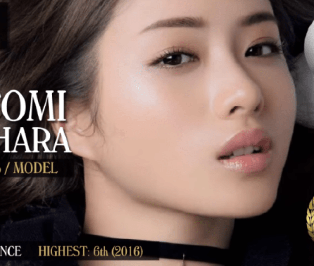 Four Japanese Women Chosen For Worlds 100 Most Beautiful Faces 4 Men Make Handsome List Japan Today