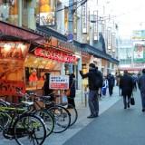 大阪・なんば・たこ焼道楽わなか