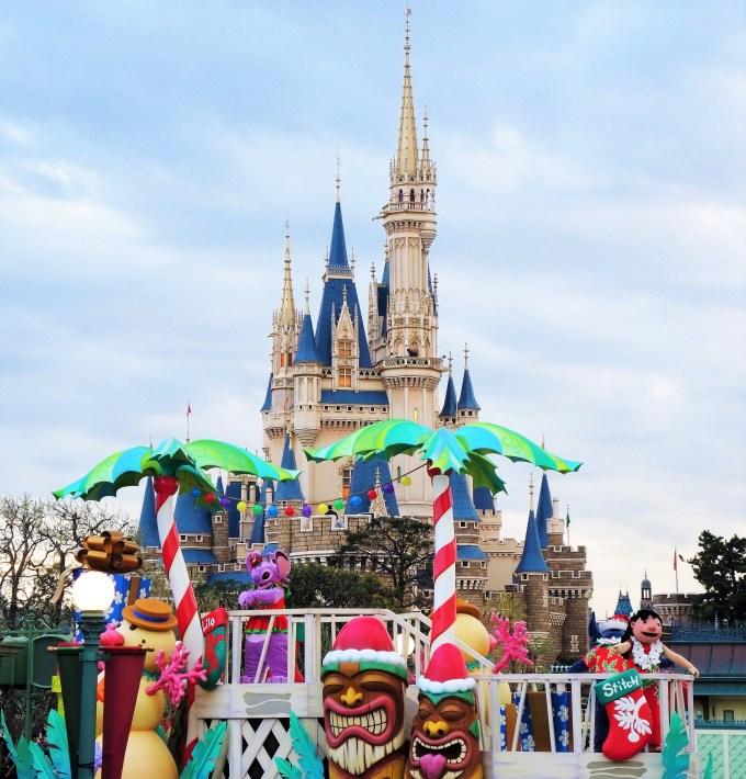 東京ディズニーランド・パレード