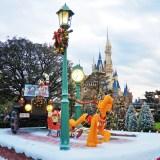 ディズニーランド・クリスマス・フォトスポット