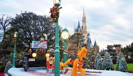 🎄ディズニーランドの☆クリスマス☆フォトロケーション2 Christmas Photo Location