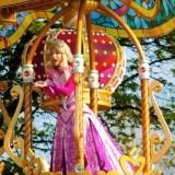 ディズニーランド・眠れる森の美女・オーロラ姫