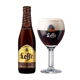 LEFFE-BROWN