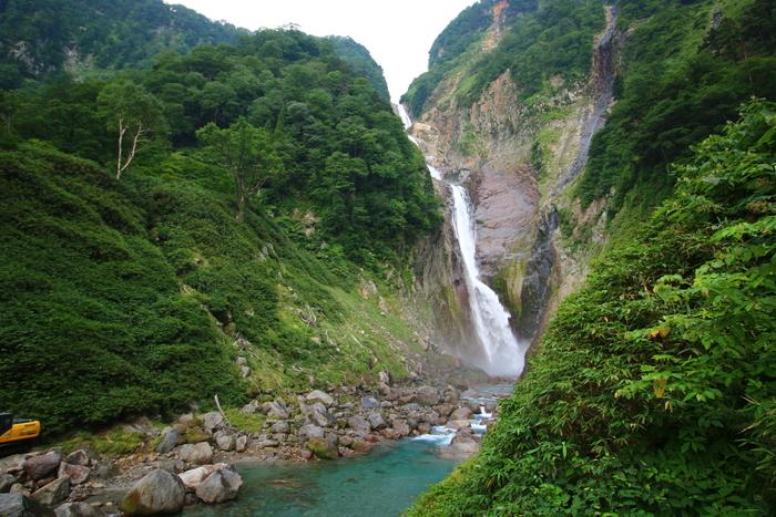 Lista das mais belas cachoeiras no Japão