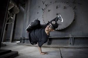 Outro B-boy brasileiro que participa desta etapa é Luan, de Bauru, interior de São Paulo (1)