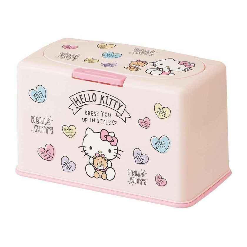 PREORDER】Hello Kitty 口罩收納盒Mask Box (SD2001) - Japfanstore ...
