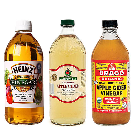 Apple cider vinegar and vaginal itch