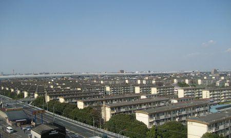 japanese public housing