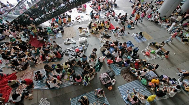 Filipino domestic helpers in Japan