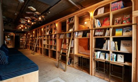 Tokyo's Electrifying Hostels