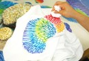 Okinawan Crafting: Bingata Coral Dyeing