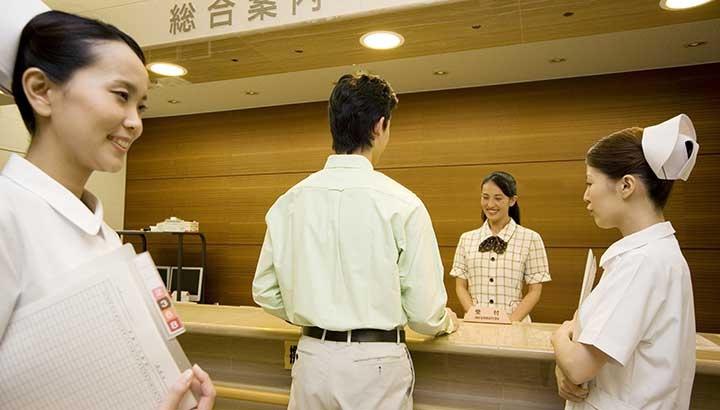 modern healthcare system of japan