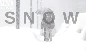 Current Snow Record