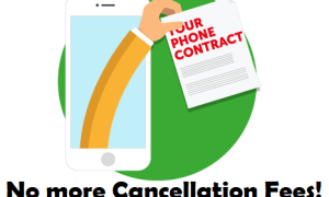 NO MORE PENALTIES FOR CANCELLATION