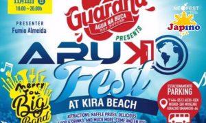 AICHI: Aruko Fest