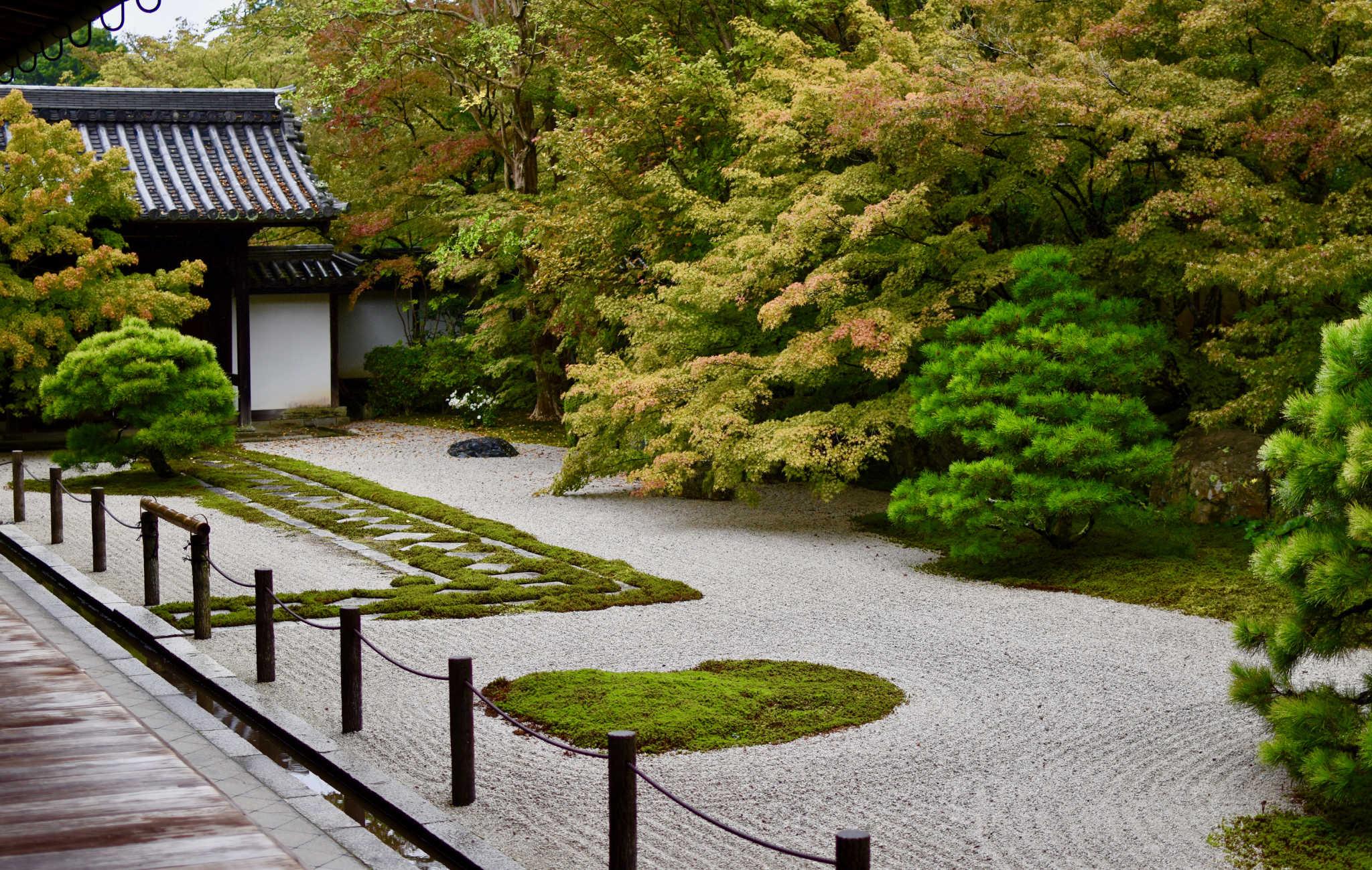 les jardins japonais definition et