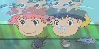 """""""Ponyo en el Acantilado"""" (崖の上のポニョ, 2009)"""
