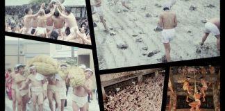 Los festivales japoneses de desnudos