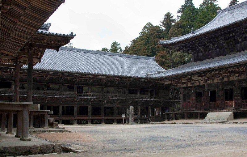 El Monte Shosha, la morada de El Último Samurai