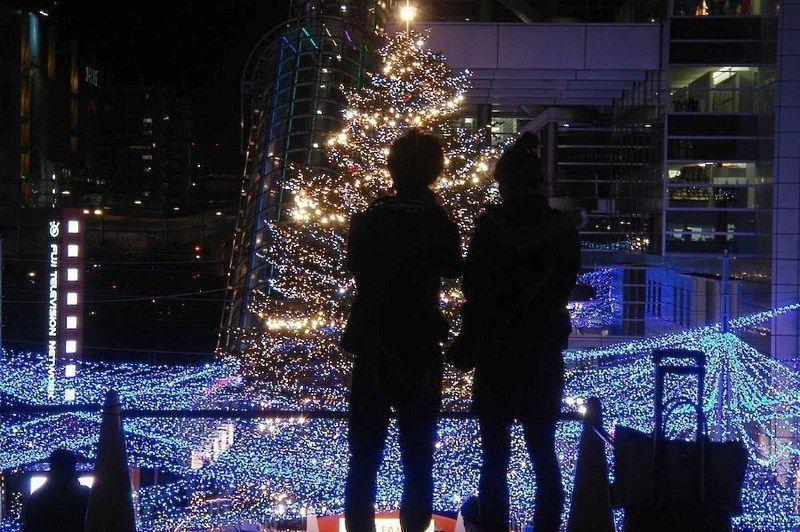 Nochebuena en Tokio