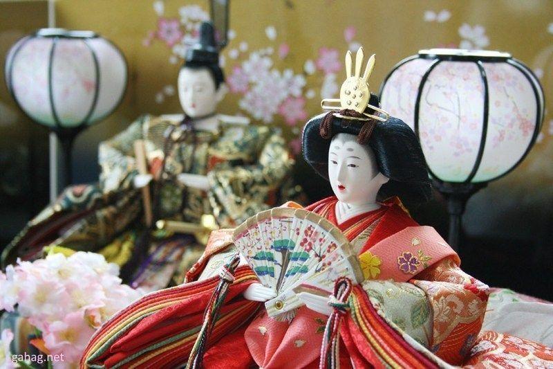 Celebraciones y festivales de Japón: el Hina Matsuri (雛祭), el día de las niñas (o también conocido como la fiesta de las muñecas)