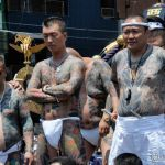 Sanja Matsuri de Tokio, el festival de la yakuza o mafia japonesa