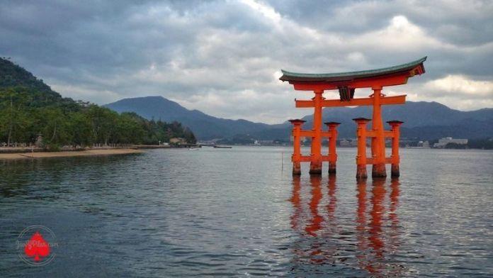 Torii de Miyajima, homenaje al mar y una imagen clásica de Japón